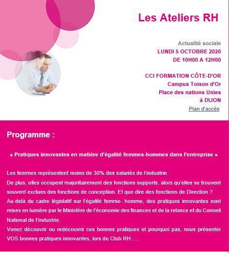 Atelier rh 05 10 2020