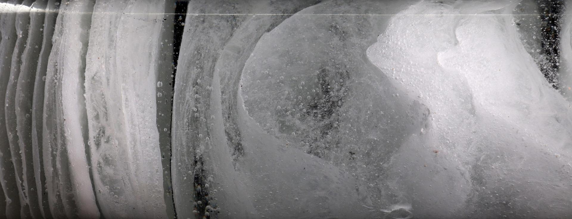 Carotte de glace